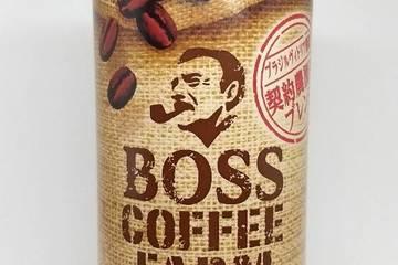 サントリー ボス コーヒーファーム 微糖