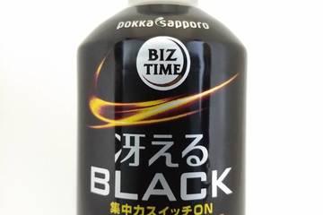 ポッカサッポロ ビズタイム 冴えるブラック