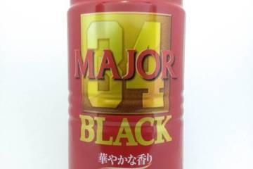 日本ヒルスコーヒー メジャー ブラック微糖