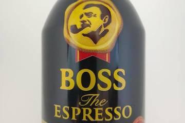 サントリー ボス ザエスプレッソ 無糖ブラック