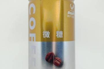 富永食品 神戸居留地 コーヒー微糖 ブラジルサントスブレンド