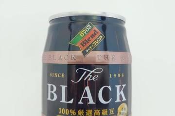 ダイドー ダイドーブレンド ザブラック 雑味のないクリアなコク