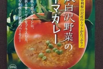 沼田市東部商工会 利根白沢野菜のキーマカレー