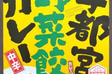 宮島醤油 宇都宮野菜餃子カレー