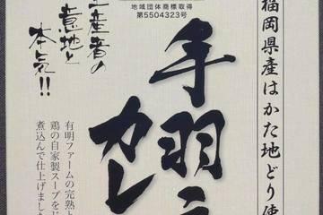 福栄組合 福岡県産はかた地どり使用 手羽元カレー
