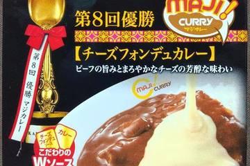 エスビー 神田カレーグランプリ 第8回優勝 マジカレー チーズフォンデュカレー