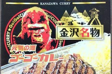 ゴーゴーフーズ 元気の源 ゴーゴーカレー 金沢咖喱
