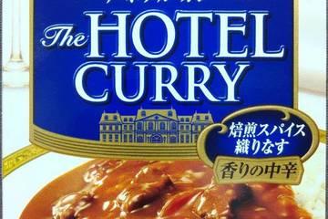 ハウス ザホテルカレー 焙煎スパイス織りなす 香りの中辛