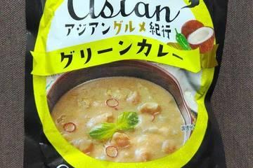 ハチ食品 アジアングルメ紀行 グリーンカレー