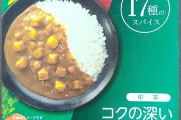 ヤマモリ マツキヨ 17種のスパイス コクの深いスパイスカレー