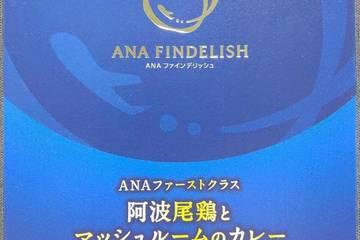 アナケータリングサービス アナファインデリッシュ アナファーストクラス 阿波尾鶏とマッシュルームカレー