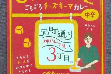 アイデアパッケージ 神戸元町通り3丁目 ごろごろチーズキーマカレー