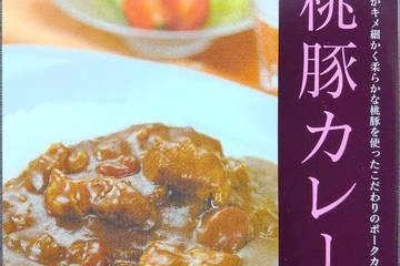 秋田味商 秋田桃豚カレー