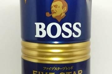 サントリー ボス ファイブスターブレンド