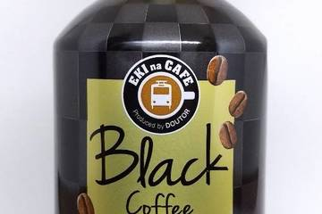ドトール エキナカフェ ブラックコーヒー