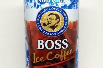 サントリー ボス アイスコーヒー 地中海ブレンド