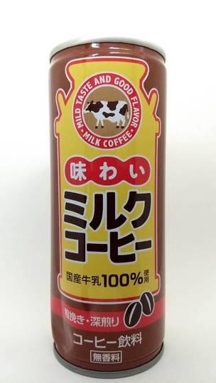 神戸ビバレッジ 味わいミルクコーヒー