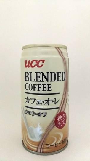 ユーシーシー ブレンドコーヒー カフェ・オ・レ