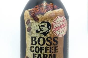 サントリー ボス コーヒーファーム ブラック