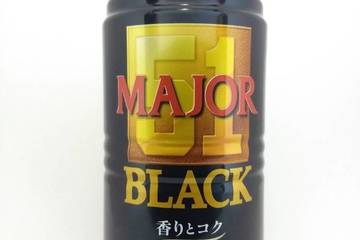 日本ヒルスコーヒー メジャー ブラック