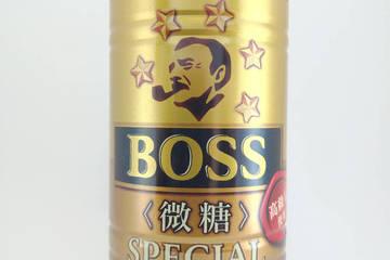 サントリー ボス スペシャル・ファイブ・ブレンド 微糖