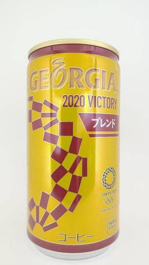 コカコーラ ジョージア 2020ビクトリー ブレンド
