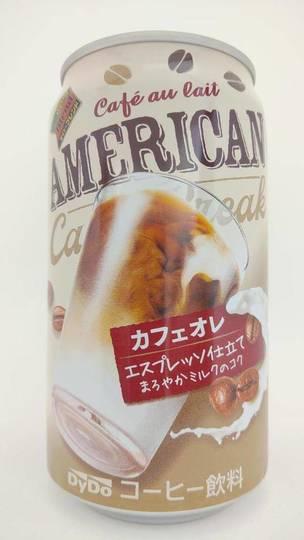 ダイドー ダイドーブレンド アメリカンカフェオレ