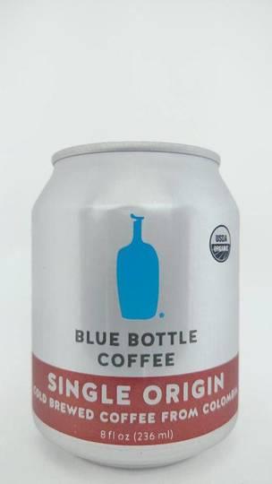 ブルーボトルコーヒー シングルオリジン コールドブリュードコーヒーフロムコロンビア