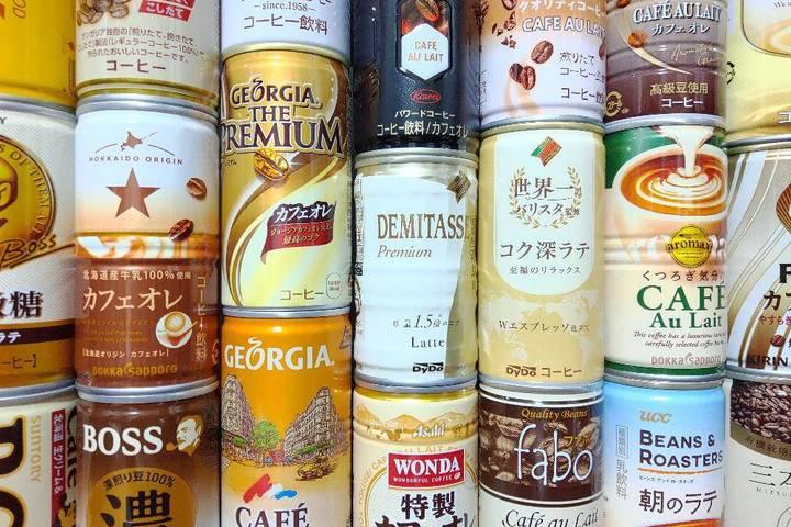 【2020年版】おすすめ缶コーヒー カフェオレ/カフェラテ 13選