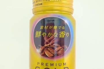 ポッカサッポロ アロマックス 素材が奏でる鮮やかな香り プレミアムゴールド