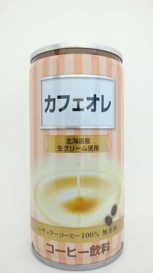 コメリ カフェオレ 北海道産生クリーム使用