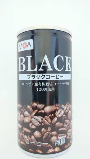 エムオーエー商事 ブラックコーヒー