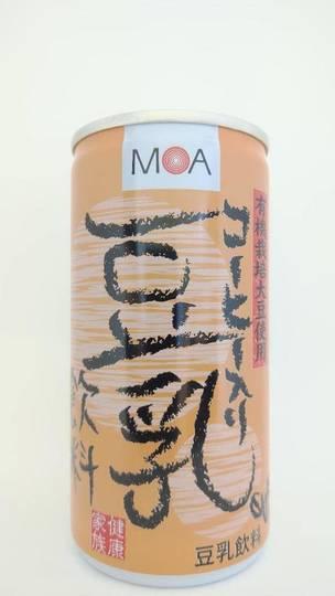 エムオーエー商事 有機栽培大豆使用 コーヒー入り豆乳飲料