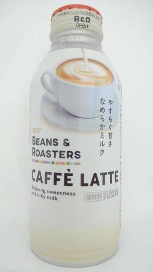 ユーシーシー ビーンズ&ロースターズ カフェラテ やすらぐ甘さなめらかミルク