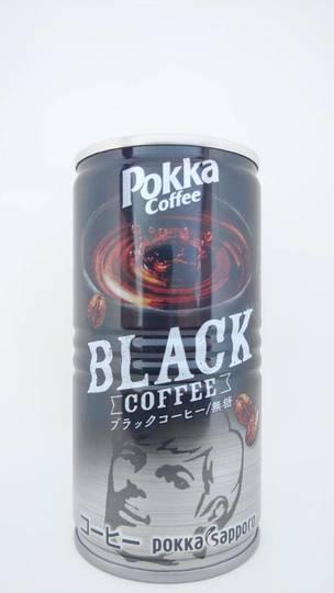 ポッカサッポロフード&ビバレッジ ポッカコーヒー ブラックコーヒー