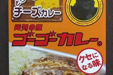 ゴーゴーフーズ 元気の源ゴーゴーカレー とろ〜りチーズカレー