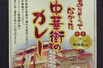 横浜大飯店 ありそうでなかった中華街のカレー