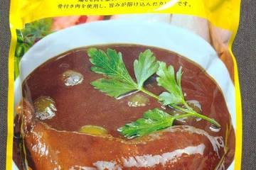 花正 肉のハナマサ チキンレッグカレー