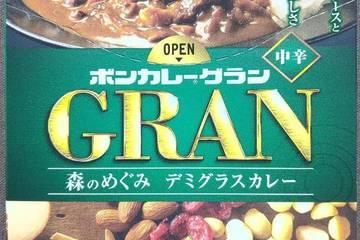 大塚食品 ボンカレーグラン 森のめぐみデミグラスカレー