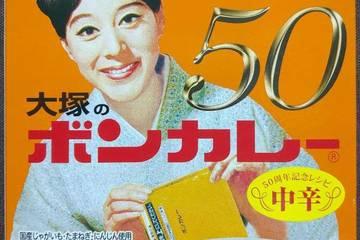 大塚食品 大塚のボンカレー50 中辛