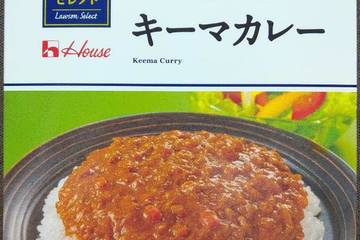 ハウス 暮らしの逸品ローソンセレクト 鶏ひき肉の旨味とスパイスの豊かな香りキーマカレー