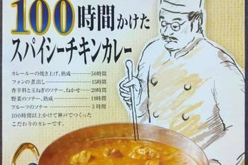 エムシーシー食品 香り立つスパイスとココナッツミルクのコク 100時間かけたスパイシーチキンカレー
