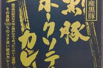 エヌティーケイ カレー専門店サブジ 鹿児島県産黒豚 黒豚ポークソテーカレー