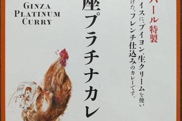 エフエスプランニング 虎ノ門バール特製 銀座プラチナカレー チキン