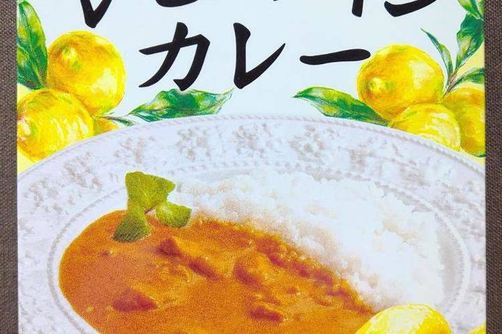 キャメル珈琲 レモンチキンカレー