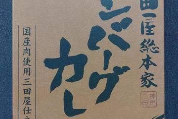 三田屋総本家 ハンバーグカレー 国産肉使用三田屋仕立て