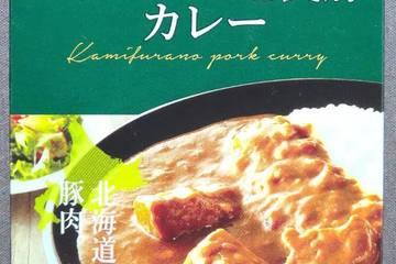 ベル食品 北海道贅沢肉 かみふらの地養豚カレー